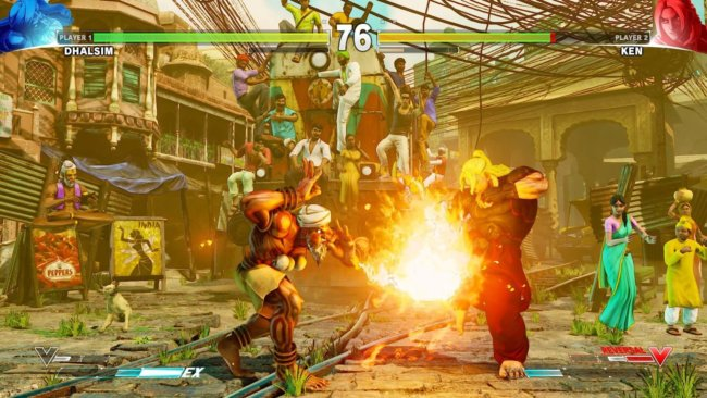 Street Fighter V 03