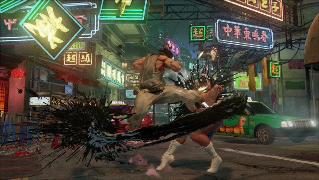 Street Fighter V 06