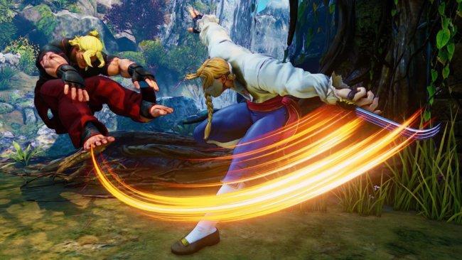 Street Fighter V 09