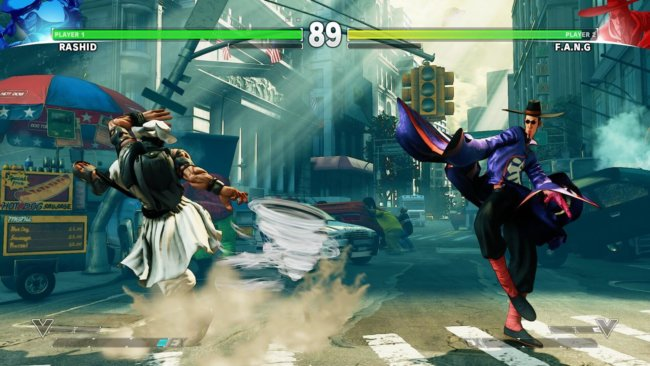 Street Fighter V 13