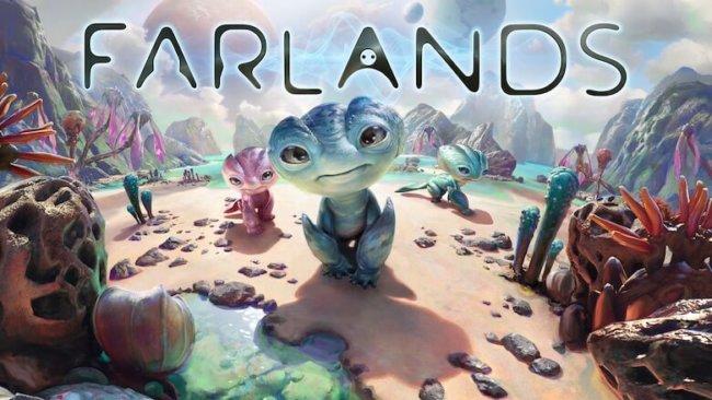 VR-игра Farlands позволит вам побывать в инопланетном мире