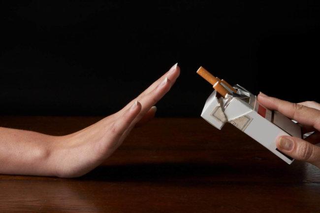 Создана вакцина от курения