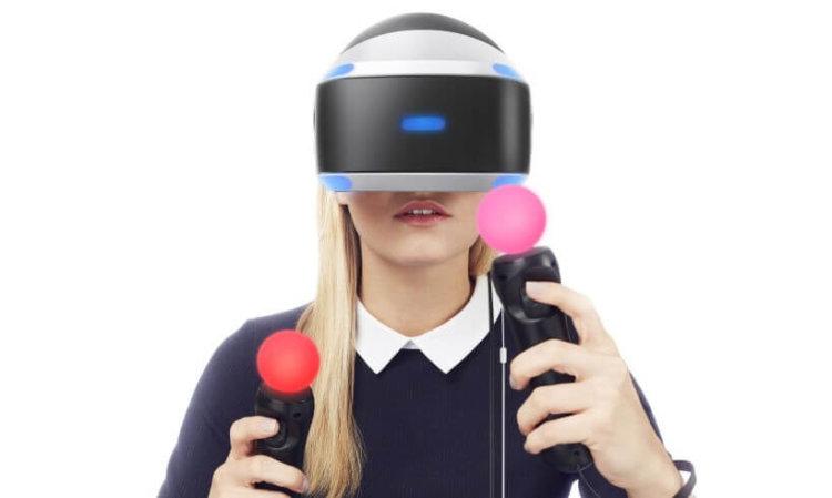 Гарнитура PlayStation VR будет продаваться в двух комплектациях