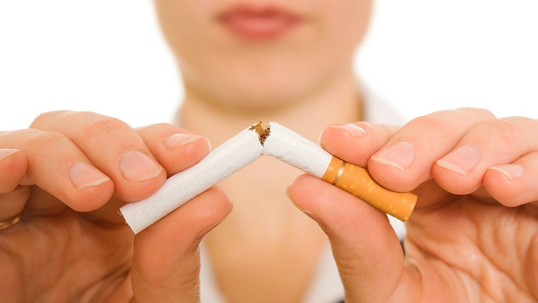 Ученые объяснили пользу резкого отказа от курения