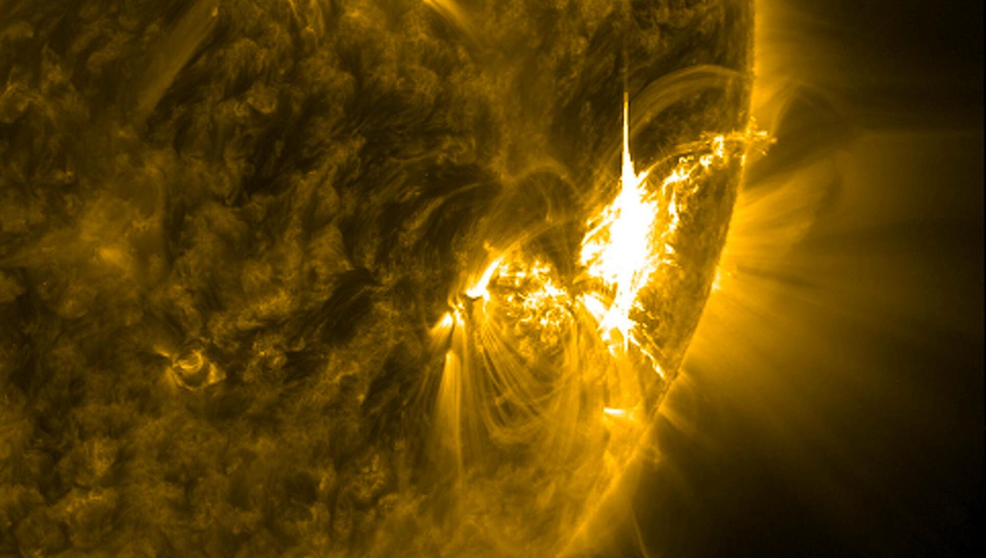 Последствия сверхвспышки на Солнце будут для Земли катастрофическими