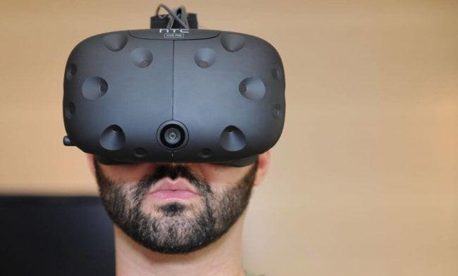 Каким видит окружающий мир пользователь VR-гарнитуры HTC Vive