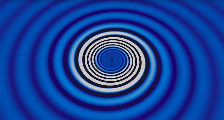 Слабые гравитационные волны могут появиться на LIGO