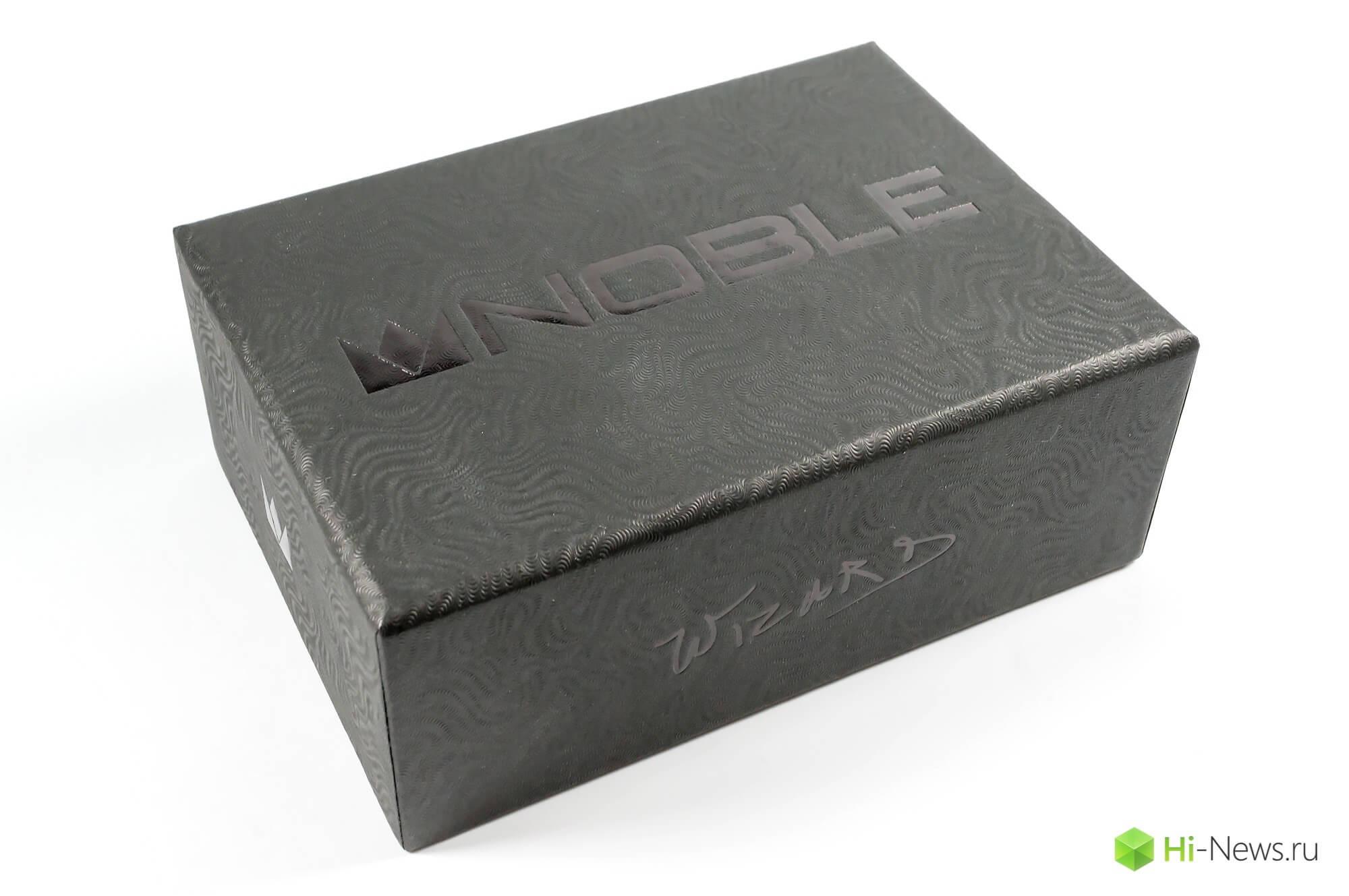 Noble Kaiser K10UA — очень дорого, безупречно хорошо