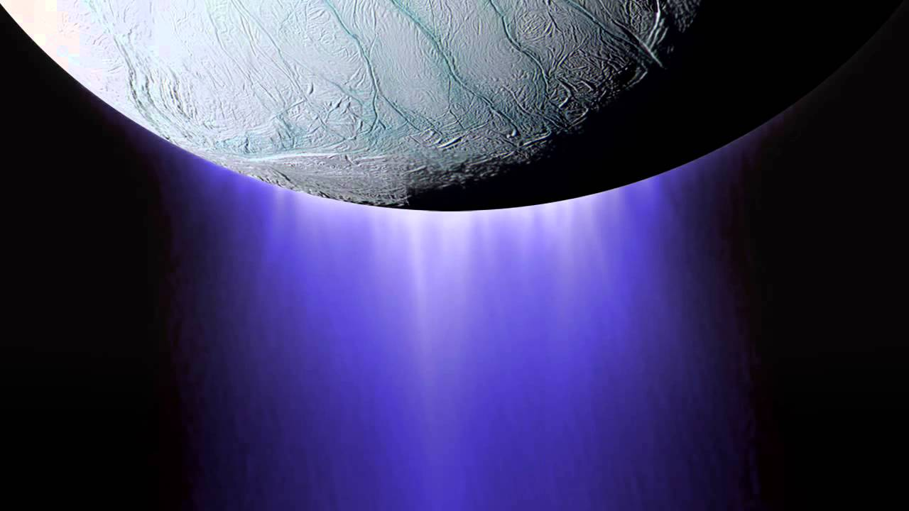 Что скрывается подо льдами Энцелада?