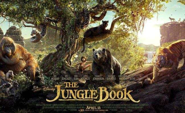 Как создавались спецэффекты для фильма «Книга джунглей»