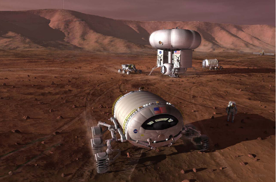 The Case for Mars The Plan to Settle the Red Planet and