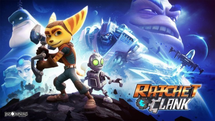 Ratchet and Clank 01