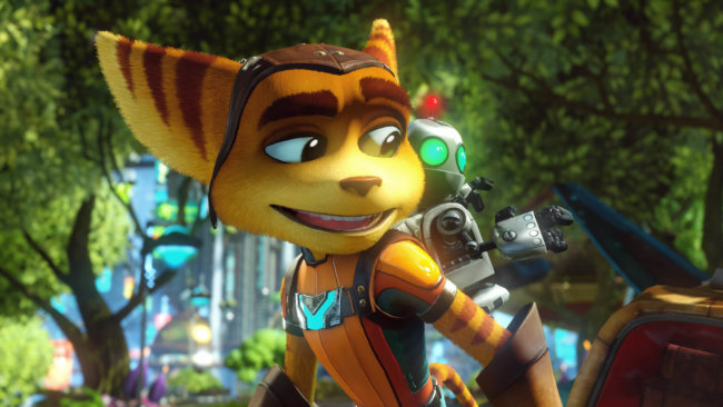 Ratchet and Clank 02