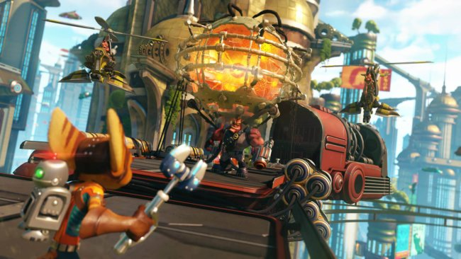 Ratchet and Clank 09