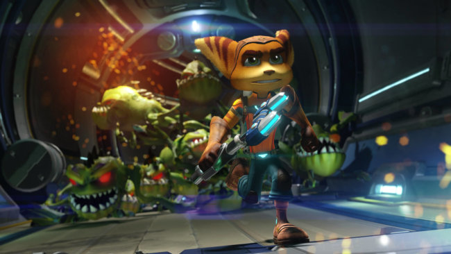 Ratchet and Clank 10