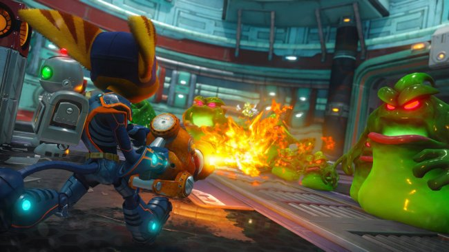 Ratchet and Clank 11