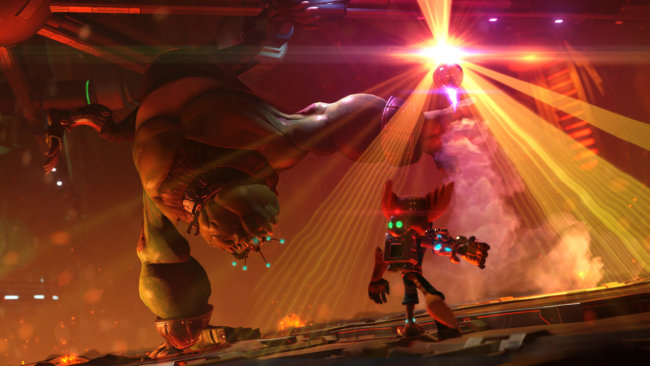 Ratchet and Clank 12