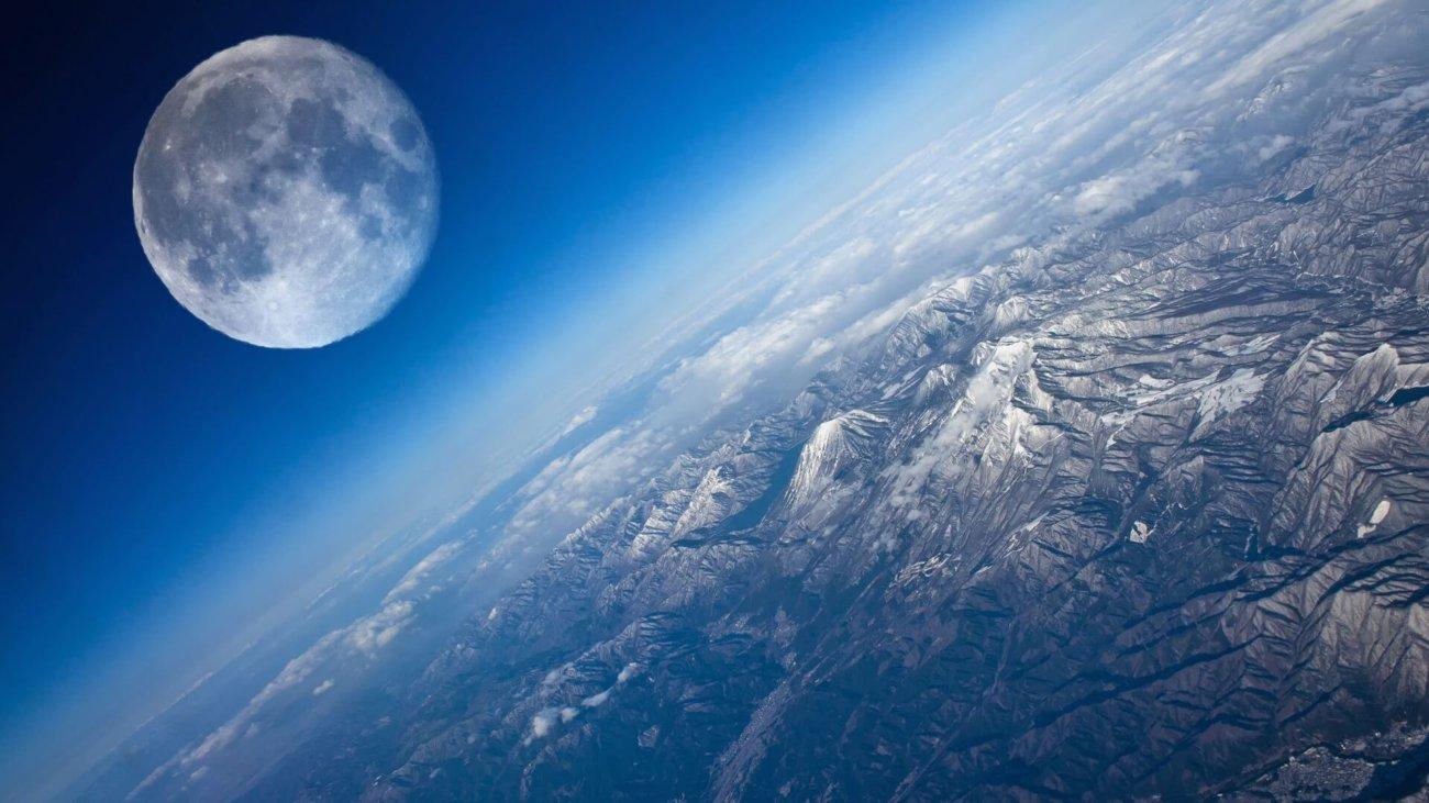 Луна: терраформирование