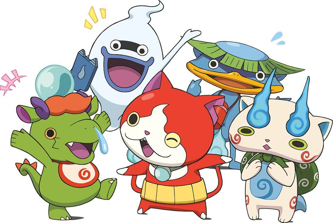 Yo kai watch for Chambre yo kai watch
