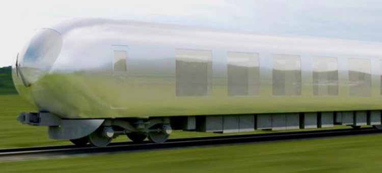 Невидимый поезд