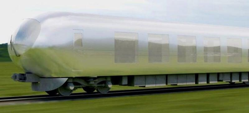 К 2018 году в Японии появится «невидимый» поезд