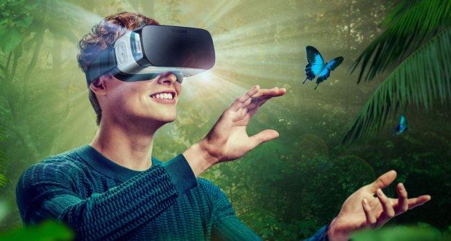 Samsung разрабатывает принципиально новую VR-гарнитуру