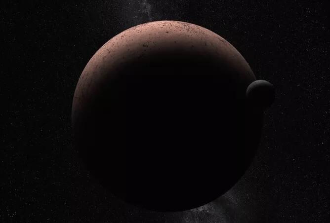 Около карликовой планеты обнаружен новый спутник