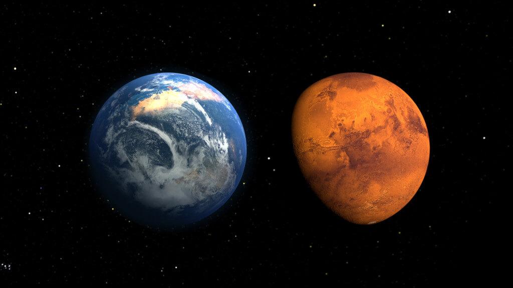 Марс можно изучить в Антарктиде