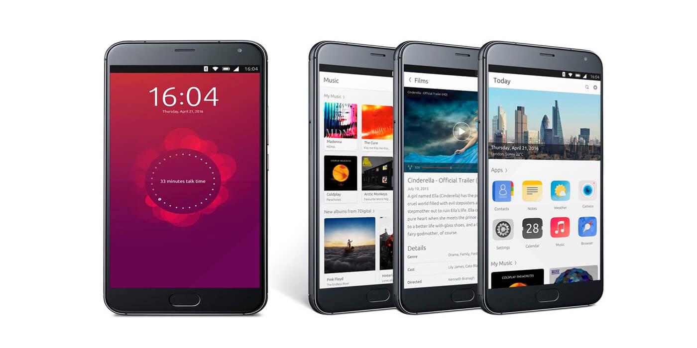 Начались продажи Meizu PRO 5 Ubuntu Edition