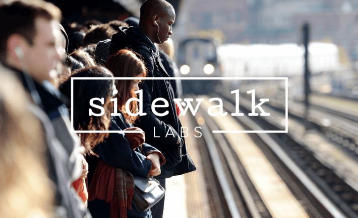 Sidewalk labs
