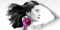 Dyson Supersonic – iPhone среди фенов для волос