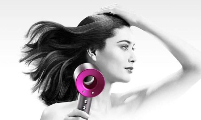 Dyson Supersonic – iPhone среди фенов для волос