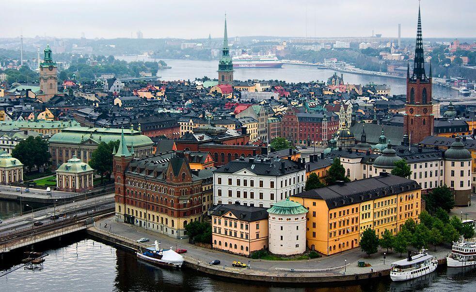 У Швеции появился собственный номер