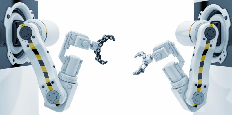Технологическая безработица, роботы