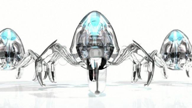 Созданы эффективные двигатели для нанороботов
