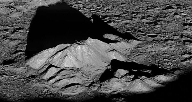 Новые загадки Луны