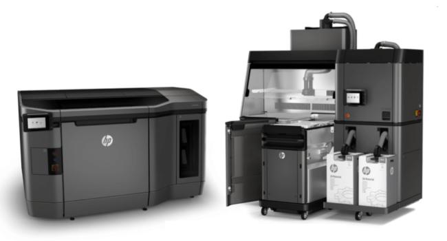 HP делает первые шаги на рынке 3D-печати