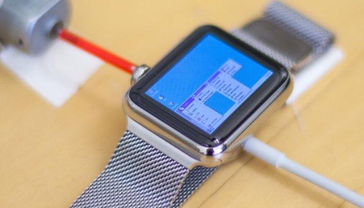 Запуск Windows 95 на Apple Watch – занятие бесполезное, но увлекательное