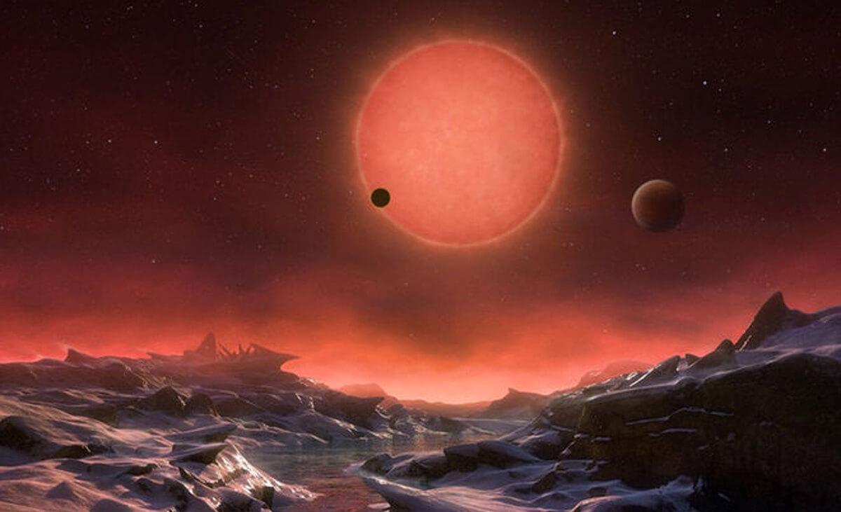 Три планеты пригодны для жизни