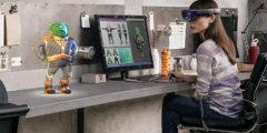 В Сеть утекли технические характеристики AR-гарнитуры HoloLens
