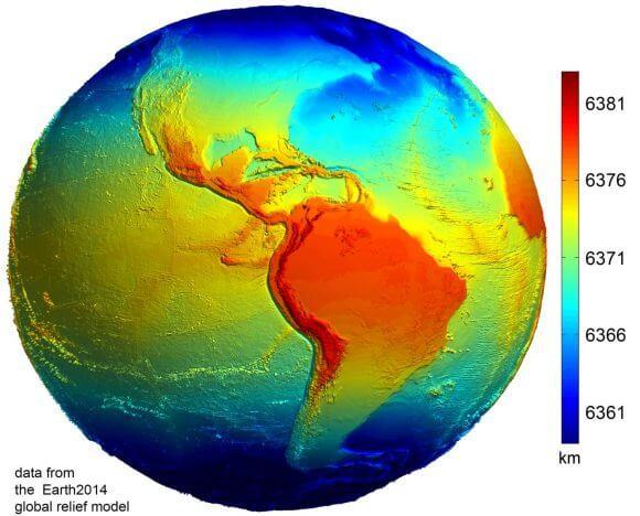Earth2014shape