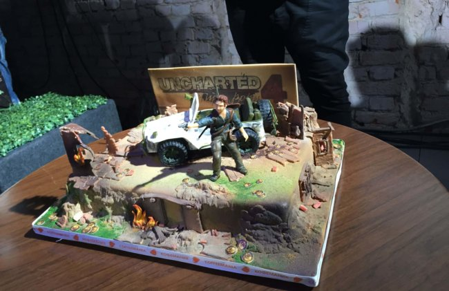 Отчёт с закрытого мероприятия в честь начала продаж игры Uncharted 4