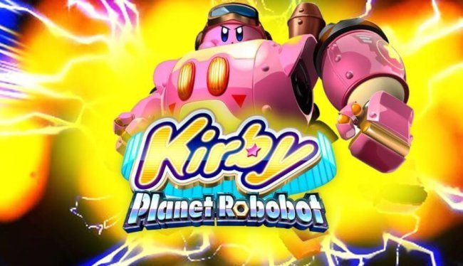 Kirby Planet Robobot 01