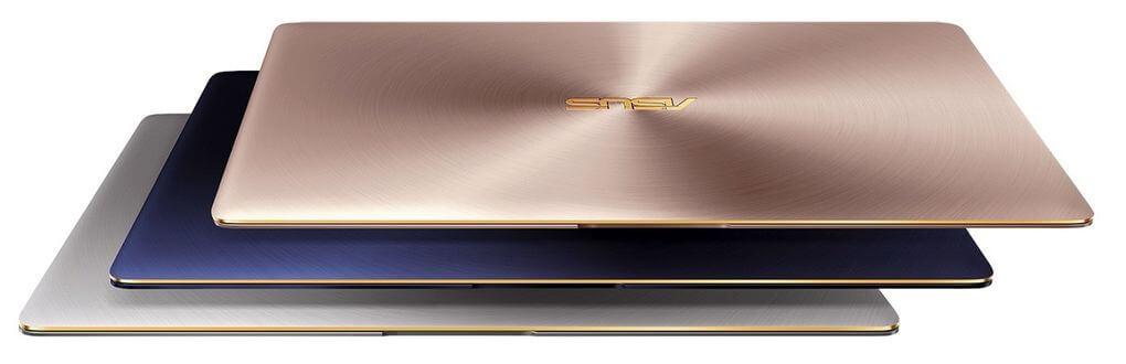 ZenBook 3: Asus представила очередного «убийцу MacBook»