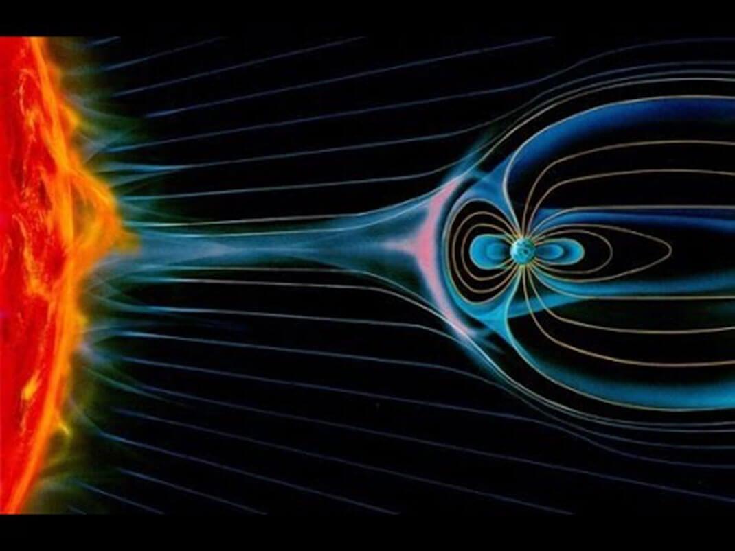 В NASA проследили за пересоединением магнитных полей