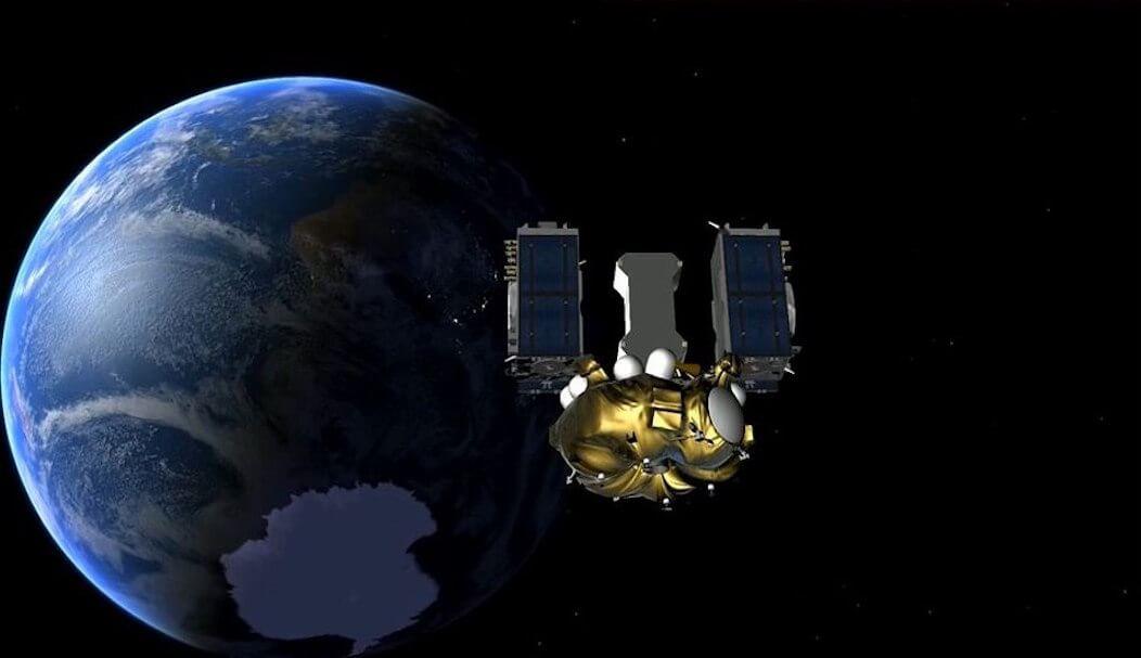 Космические аппараты Galileo FOC M5 вышли на орбиту и начали работу
