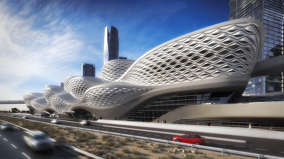 """Саудовская Аравия """"с нуля"""" строит длиннейшую транспортную систему"""