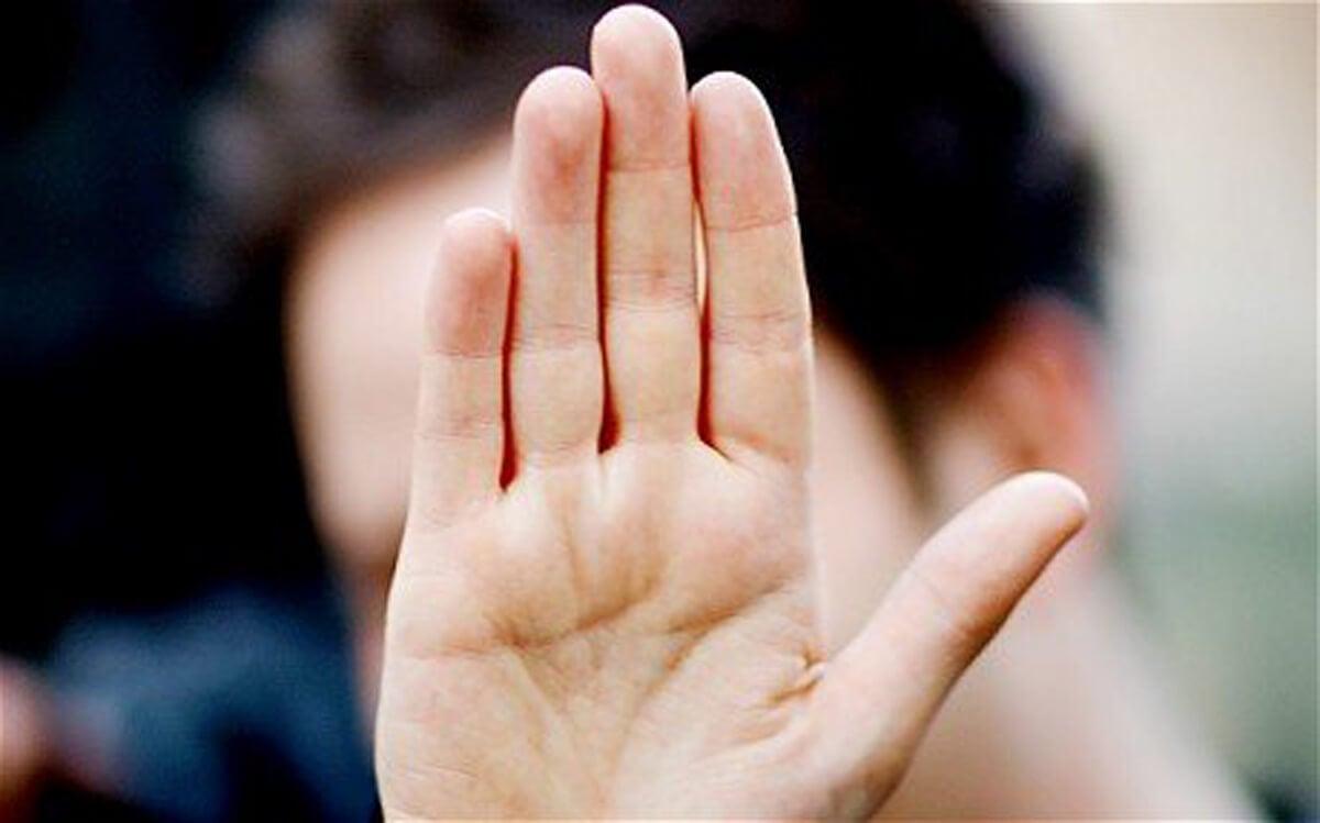 Мужской член и пальцы