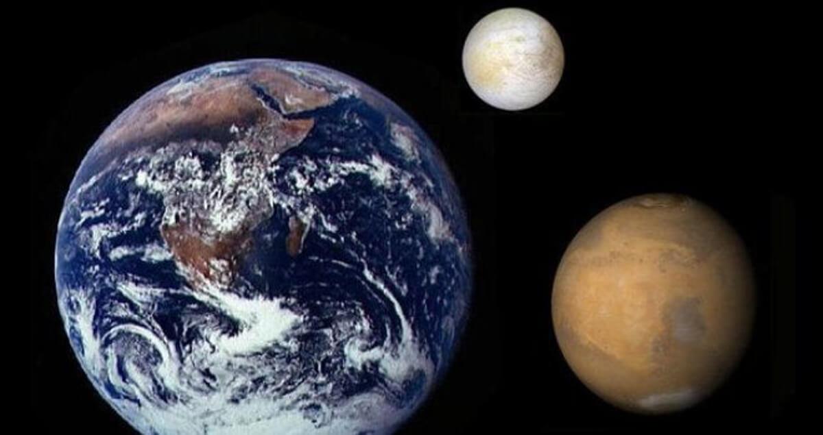 Непросто найти жизнь в Солнечной системе