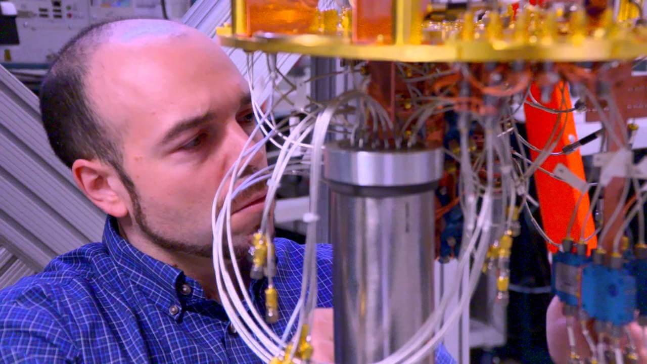 В IBM на квантовом компьютере запущен облачный сервис